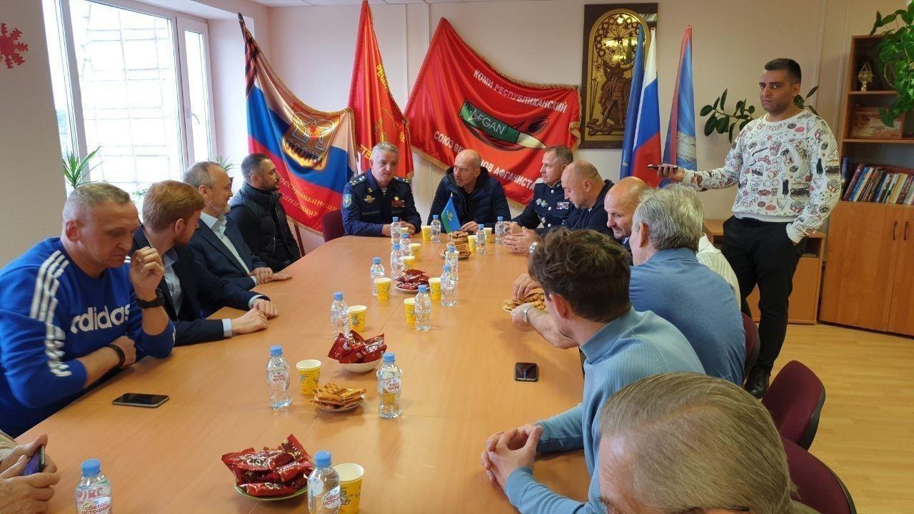 Очень реалистичная картина получилась – ветераны «Союза десантников» Коми оценили фильм «Шугалей-2»