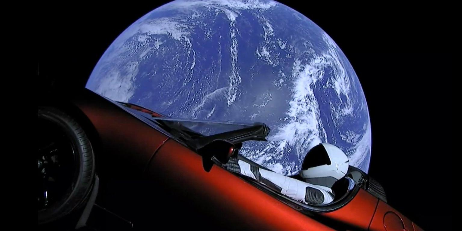 Будут ли электрокары Tesla бороздить марсианскую поверхность?