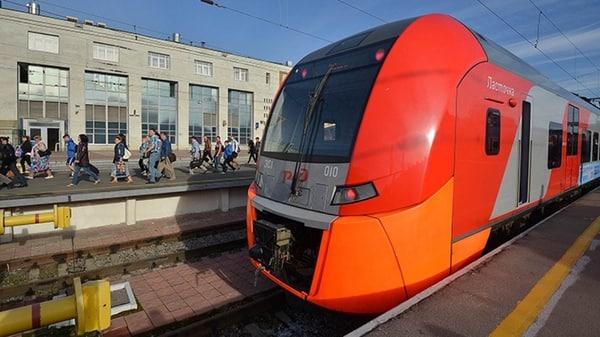 «Ласточка» из Петербурга в Великий Новгород пойдет быстрее