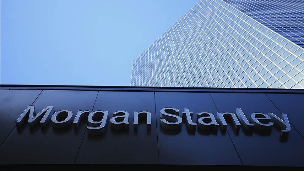 🏦Обзор компании Morgan Stanley - #MS