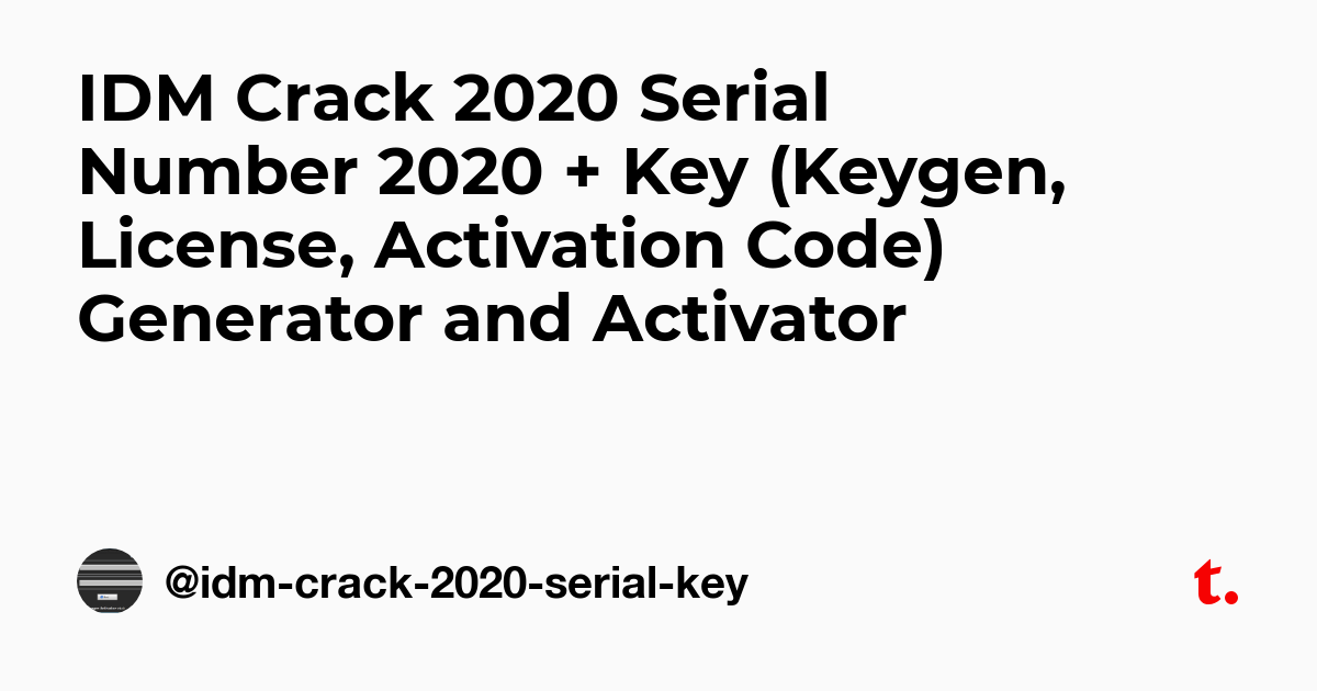 Image result for IDM 2020 Crack