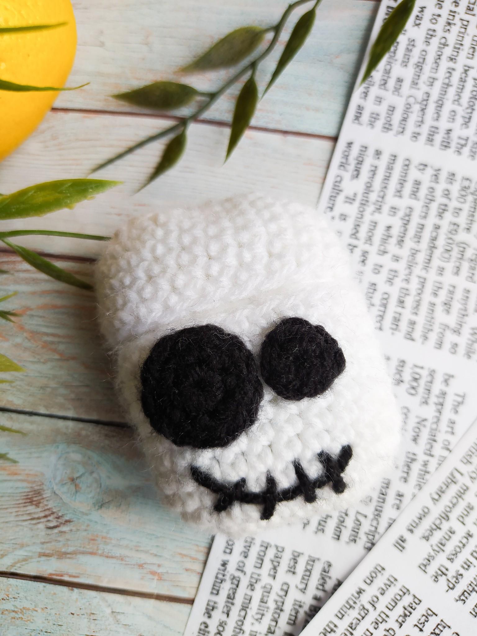 Amigurumi Jack Skellington Crochet Free Patterns [Video] - Crochet ... | 2048x1536