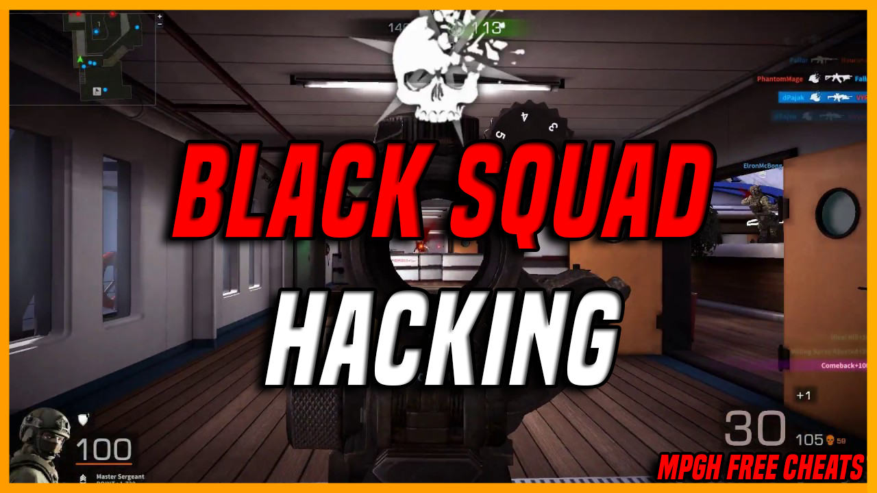 MPGH | 🔥 BLACK SQUAD CHEATS 🔥 | 🔥 TUTORIAL CHEATS