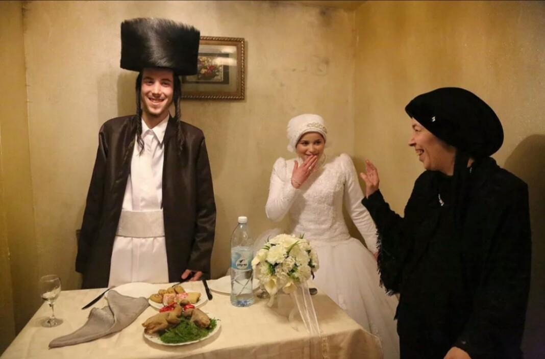 Секс ортодоксальных евреев