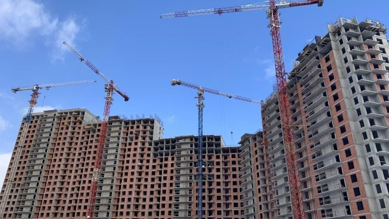 Спрос на новое жилье в Петербурге снизился на 44 % 2