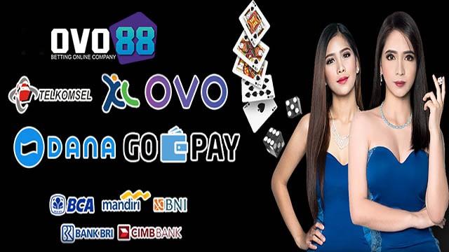 Cara Menggunakan Fitur Transaksi Agen Poker Deposit Pulsa Ovo88 Teletype