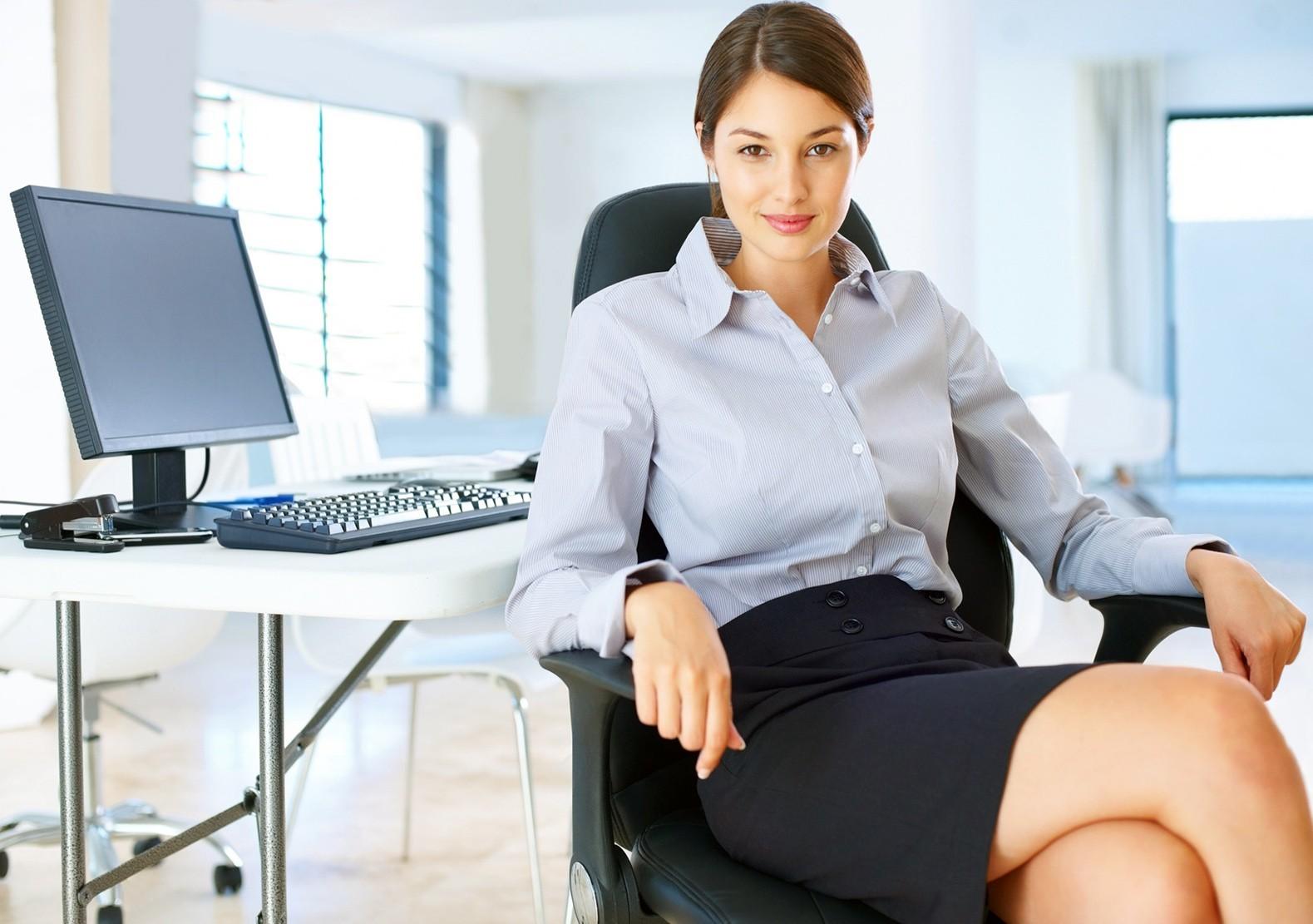 фото жены на работе - 13