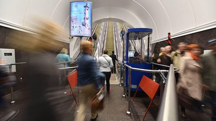 Беглов не хочет осовременивать петербургское метро
