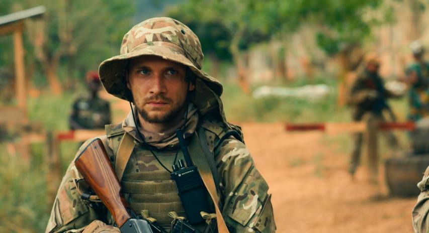 «Турист» — фильм о центральноафриканских реалиях и французских кознях