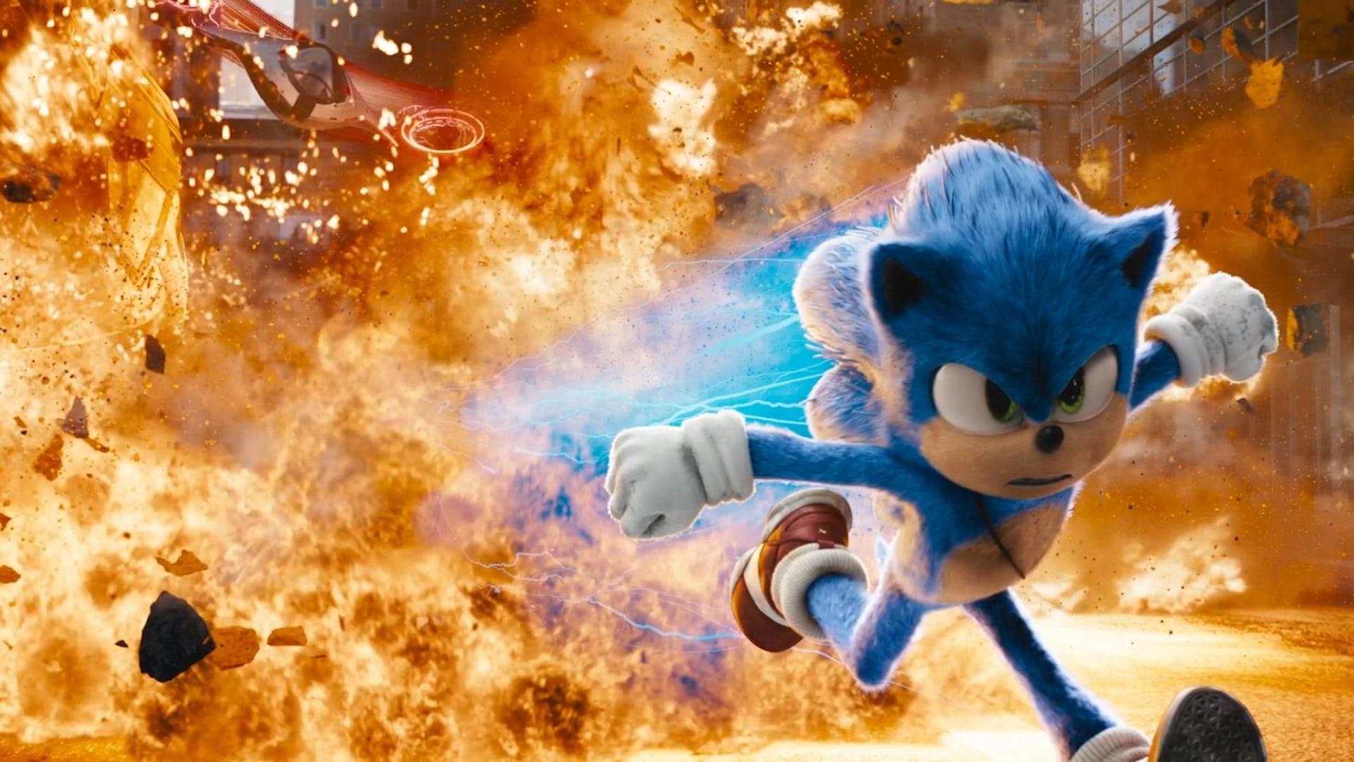Sonic The Hedgehog 2020 F Ull M Ovie Hindi Dubed Hd 480p 720p Teletype